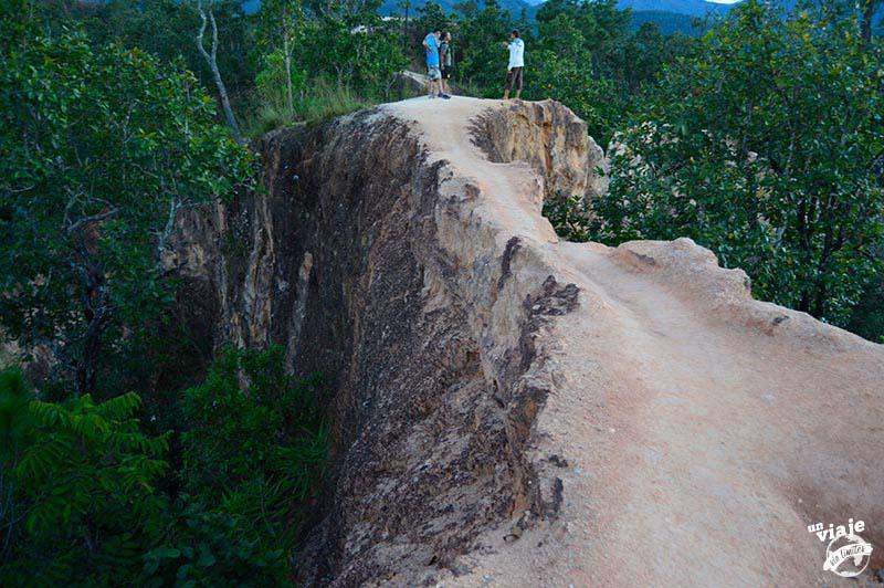 Descubriendo el cañón de Pai, en Tailandia