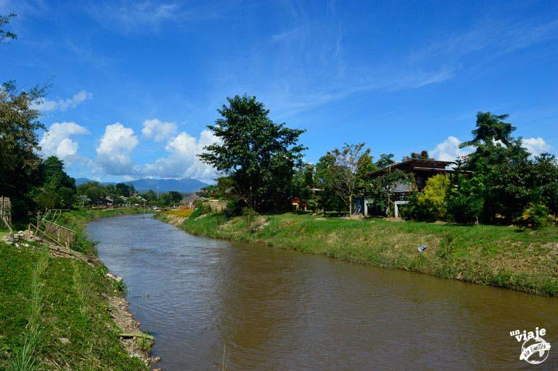 Alrededores de Pai, Tailandia.