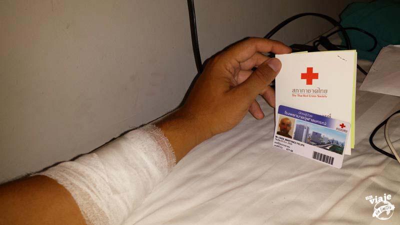 hospitalización en Bangkok