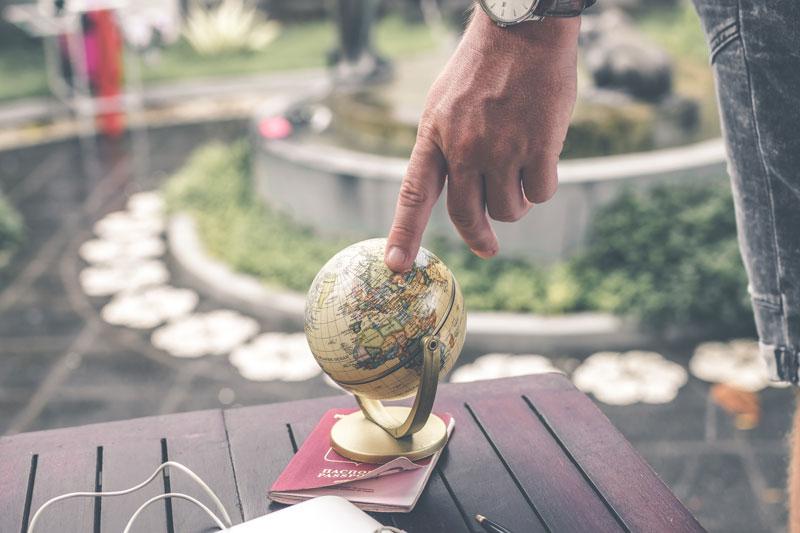 Seguro de viajes internacional, descuento de IATI.