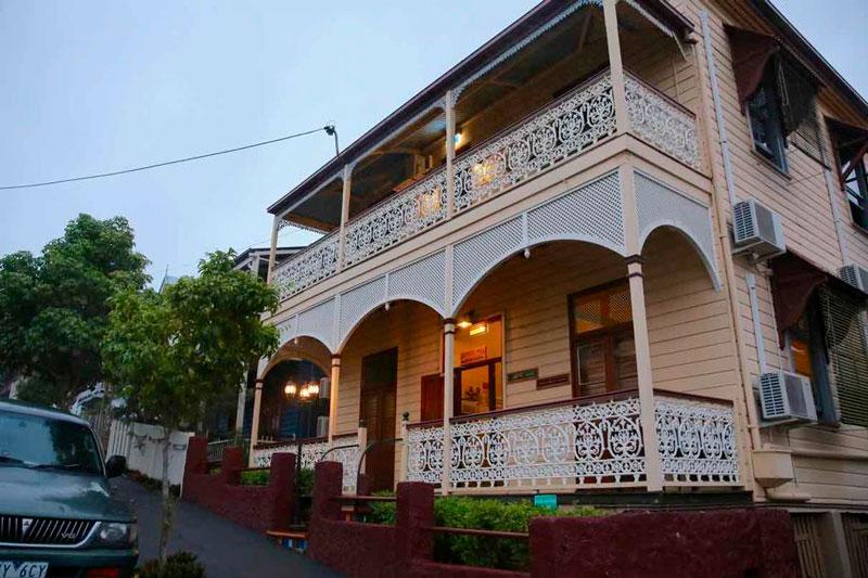 Aussy Way Lodge, mejores hostales de Brisbane.