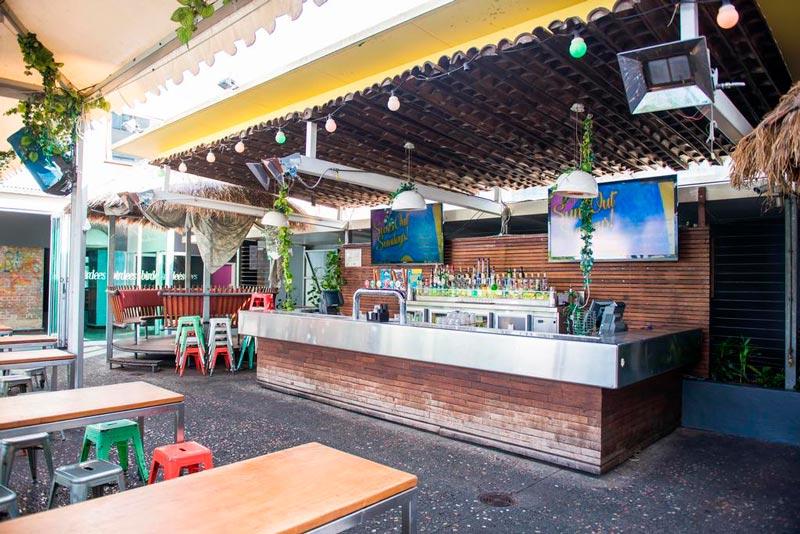 Bunk Brisbane, hostal baratos en Brisbane, Australia.