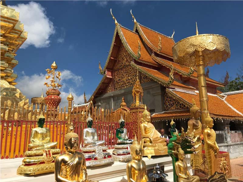 Los 10 mejores templos de Chiang Mai