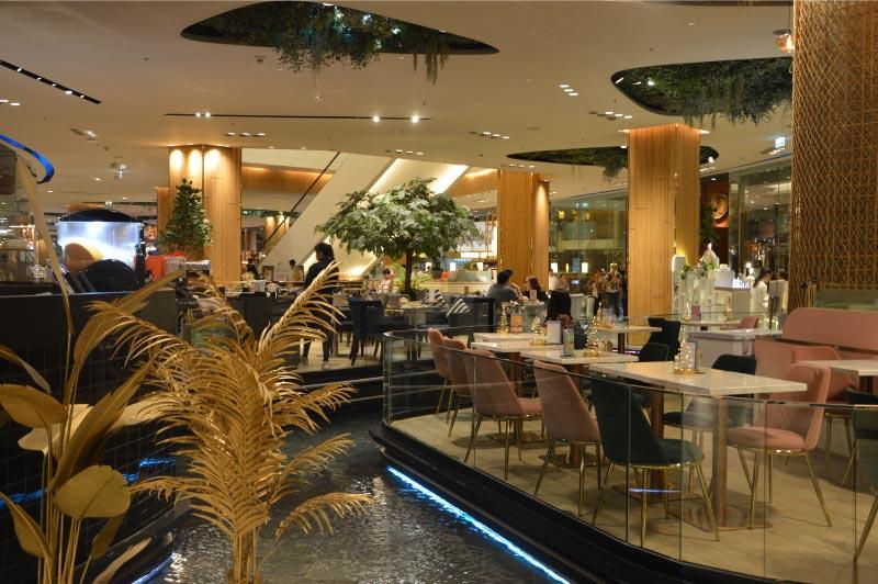 Mejores centros comerciales de Bangkok.