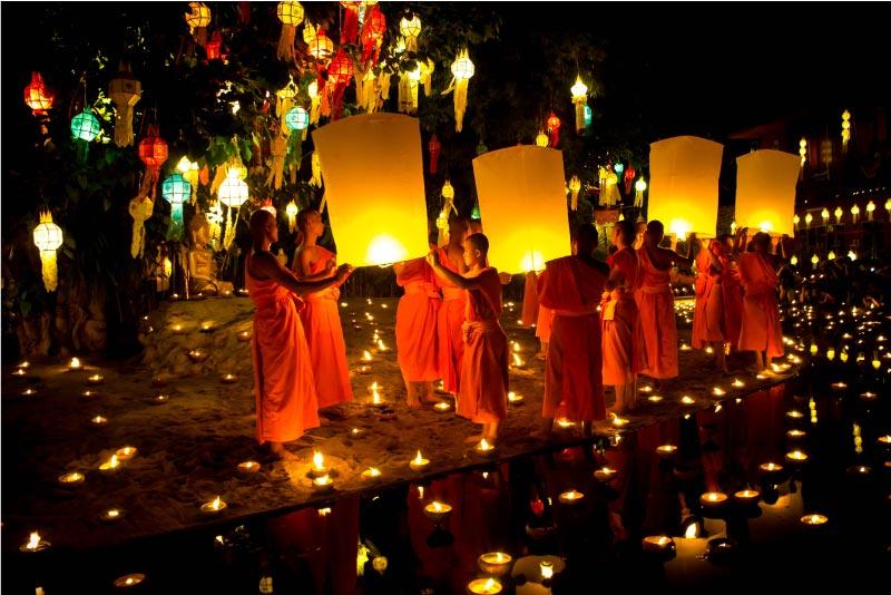 Tailandia, uno de los mejores destinos para viajar.