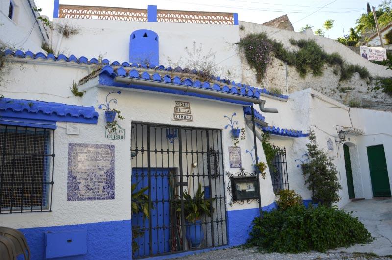 Museo de la Zambra, barrio del Sacromonte. Granada.