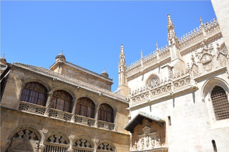 Capilla Real de Granada.